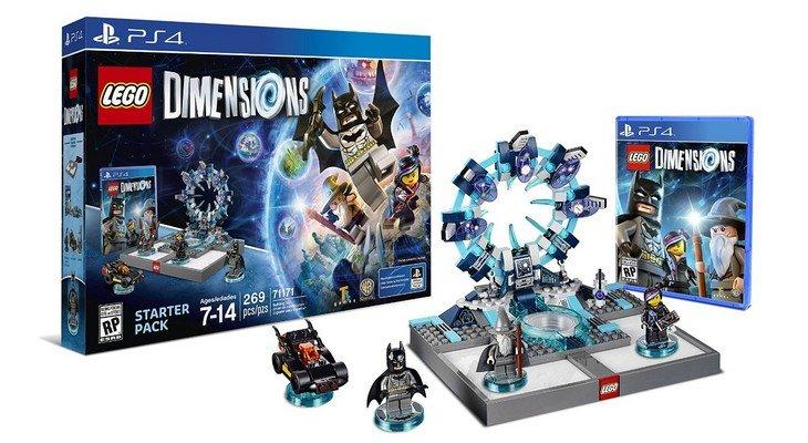 Lego Dimensions : le «jouet vidéo» de Lego qui associe jeu vidéo et figurines connectées