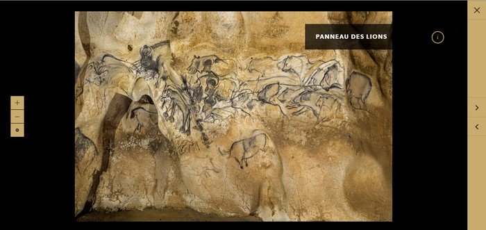 La grotte Chauvet médiathèque