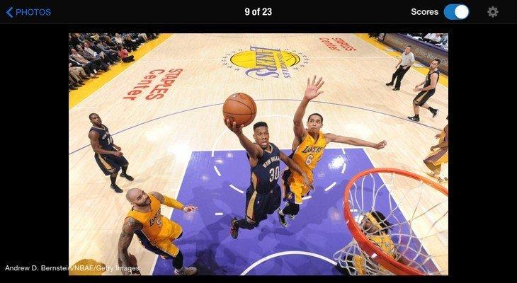 NBA Game Time : toute la NBA dans ton mobile