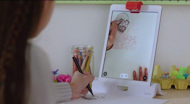Osmo pour iPad : des jeux éducatifs géniaux en réalité augmentée