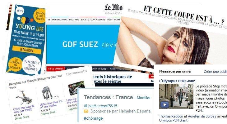 Comment reconnaître une publicité sur Internet ? Quelques astuces pour ne pas se faire piéger