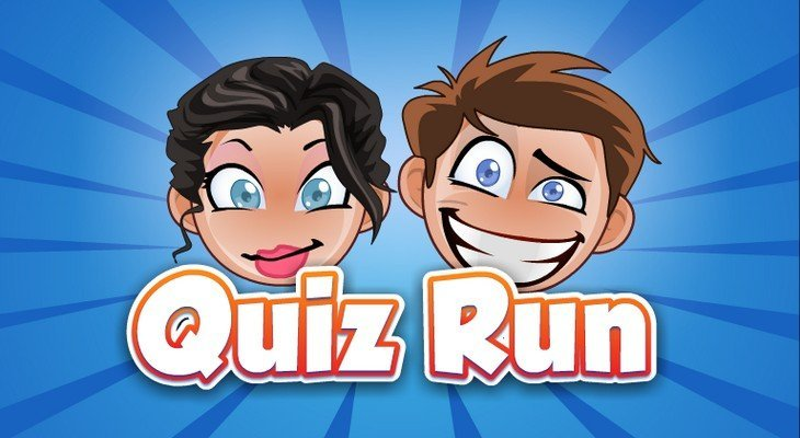 Quiz Run : le jeu de quiz où il faut aller vite !