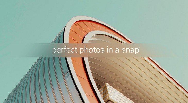 Avec Snapseed, la retouche photo est un jeu d'enfant sur ton mobile