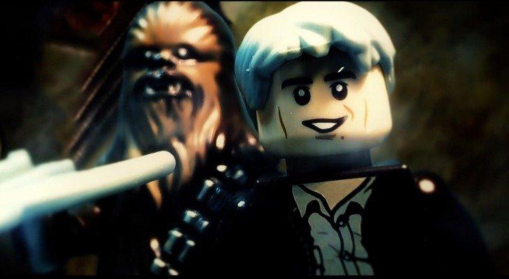 Découvre la bande-annonce de Star Wars VII en version Lego !