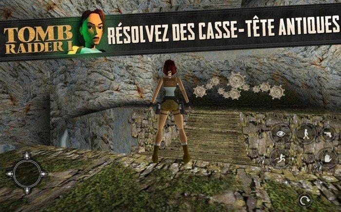 Tomb Raider casse-tête
