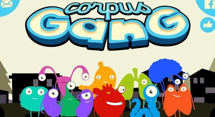 Corpus Gang : le jeu mobile pour les ados pour les sensibiliser sur leur santé