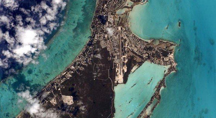 #SpaceGeo : le concours de géographie sur Twitter depuis l'espace !