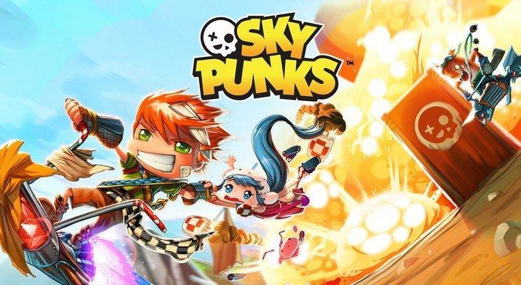 Sky Punks : un runner games au style manga très réussi