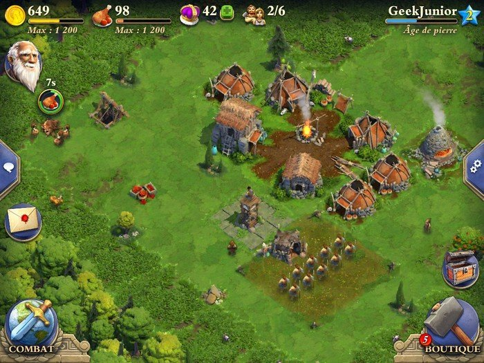 village DomiNations