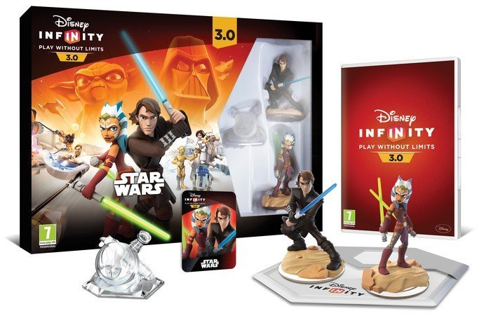 Disney Infinity 3 Star Wars pack