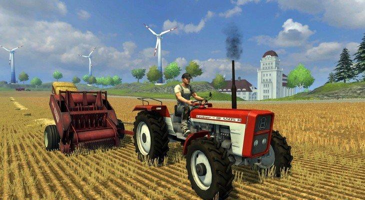 Farming Simulator 15 se lance sur Xbox One et PS4 : en avant sur le tracteur !