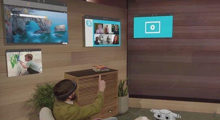 La réalité augmentée c'est quoi ? HoloLens de Microsoft te donne une réponse
