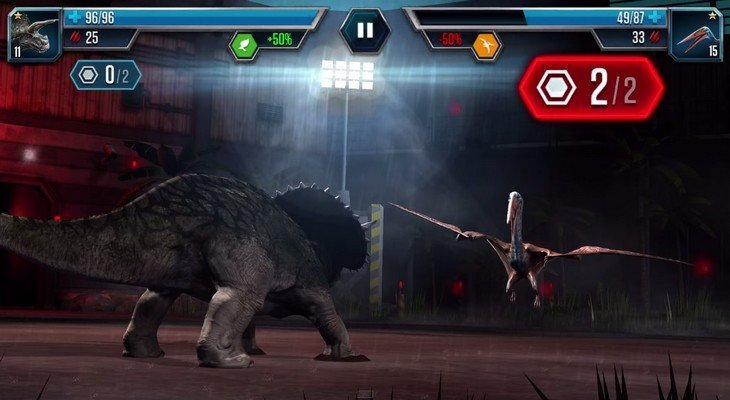 Jurassic World : le jeu pour créer ton propre parc sur Isla Nublar !