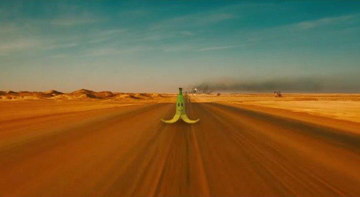 Vidéo : et si Mario Kart s'invitait dans Mad Max Fury Road ?