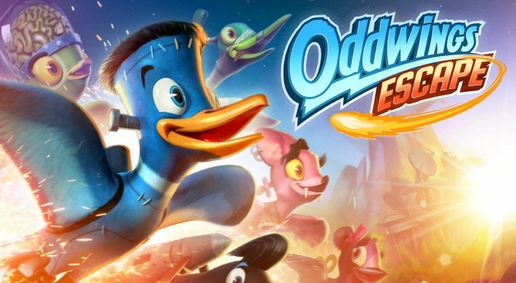 Oddwings Escape : un jeu de vol un peu loufoque à ne pas rater