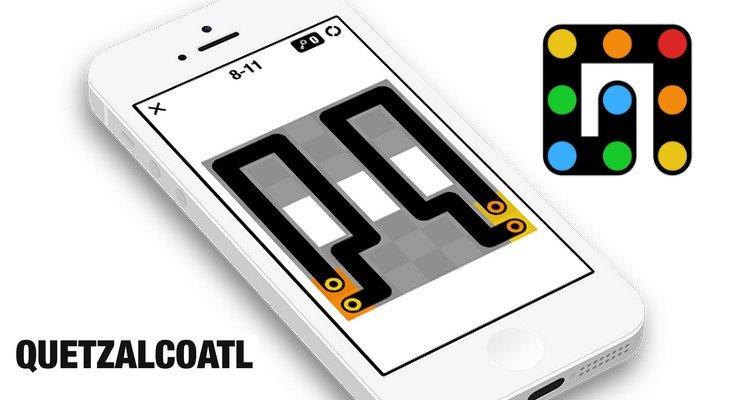 Quetzalcoatl : un casse-tête génial pour ton iPhone