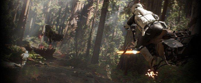 Star Wars Battlefront bataille