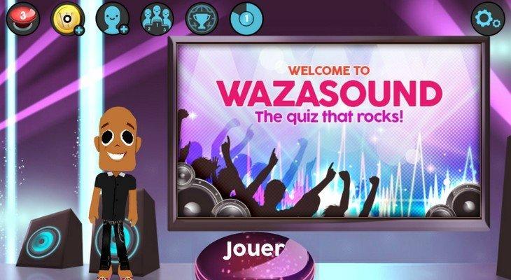 Wazasound : le quiz musical multijoueur qui cartonne