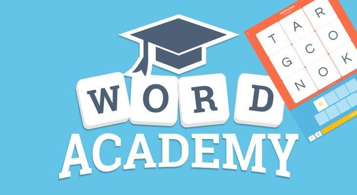 Entre dans la Word Academy, le jeu où les mots et les lettres se croisent