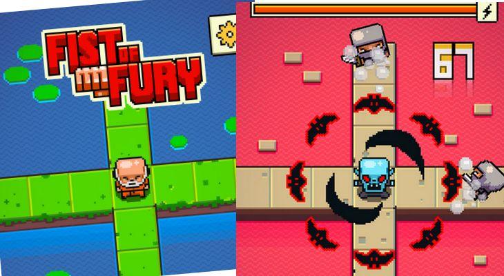 Fist of Fury  : le jeu ultime pour se défouler après une mauvaise journée