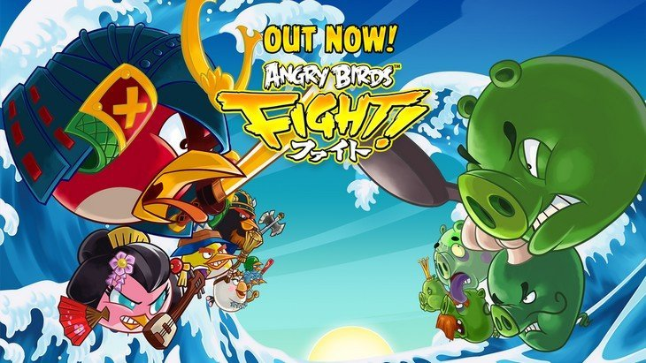 Angry Birds Fight : un nouveau match-3 pour oublier Candy Crush