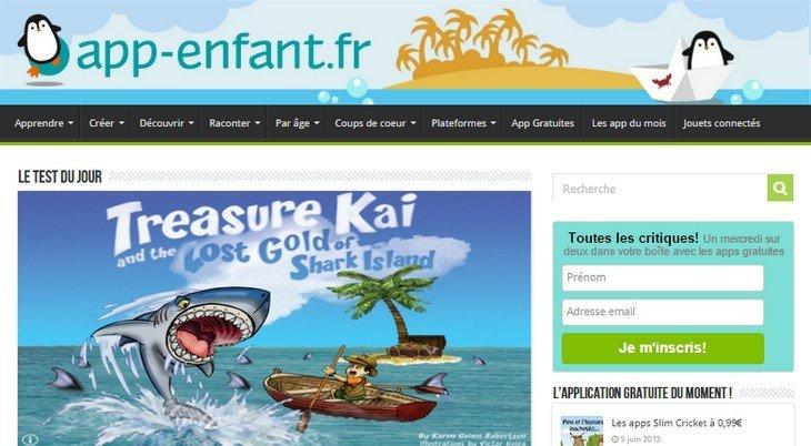 App-enfant.fr : découvre les meilleures applis pour les enfants