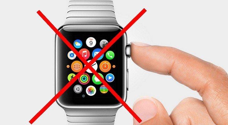 L'Apple Watch et les montres connectées interdites au Bac