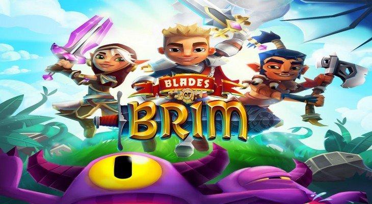 Les créateurs de Subway Surfers lancent Blades of Brim, leur nouveau jeu délirant
