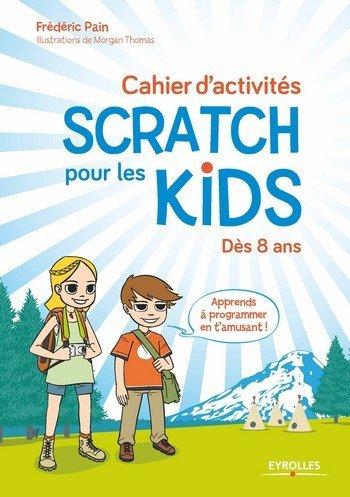 Cahier d'Activités Scratch - couverture
