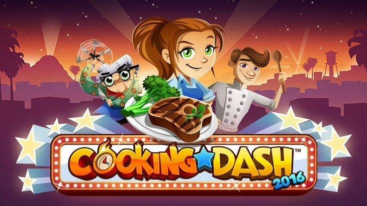 Cooking dash 2016 wiki