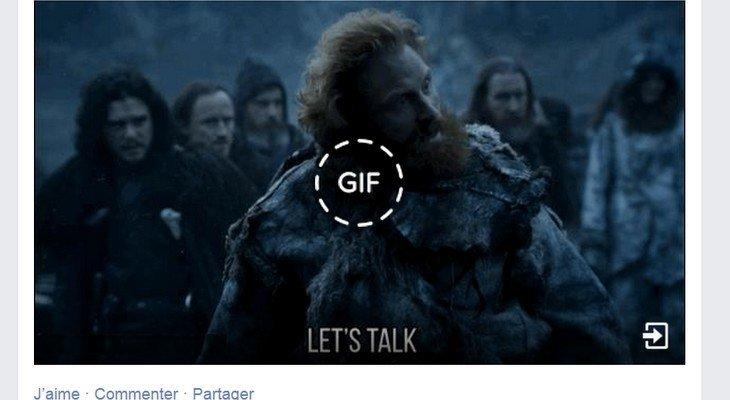 Facebook peut enfin lire les GIFs animés ! Voici comment faire.