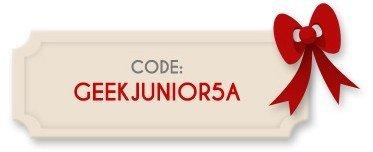 Geek Junior Code Gullimax