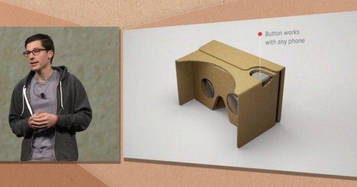 Google Cardboard présentation