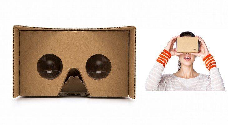 Le casque de réalité virtuelle Google Cardboard s'offre une nouvelle version