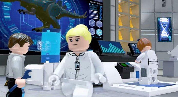 Lego Jurassic World : un nouveau trailer nous en dit plus sur le jeu