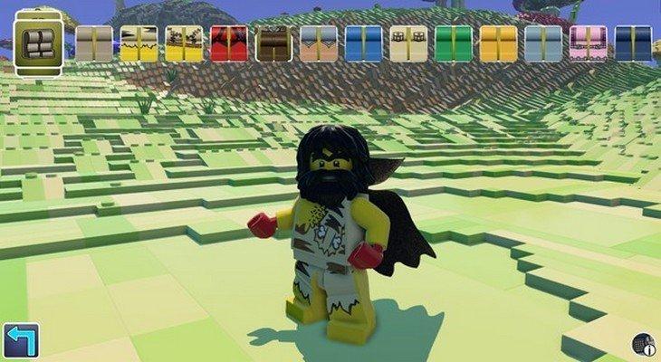 Découvre Lego Worlds, le Minecraft de LEGO déjà sur PC