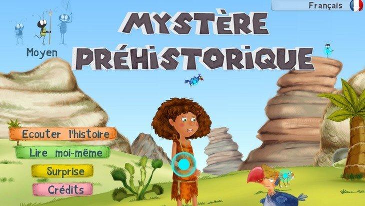 Mystère préhistorique (Android / iOS) : participe à la première enquête de l'humanité