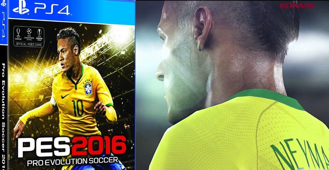 PES 2016 arrivera avant FIFA 16 avec plusieurs nouveautés