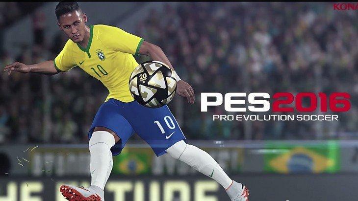 Neymar sera la star de PES 2016 ! Découvre-le dans une première vidéo