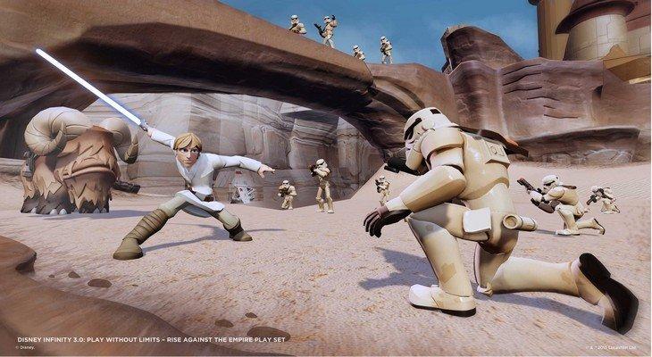 Disney Infinity 3.0 : des infos sur Star Wars «Rise Against The Empire»