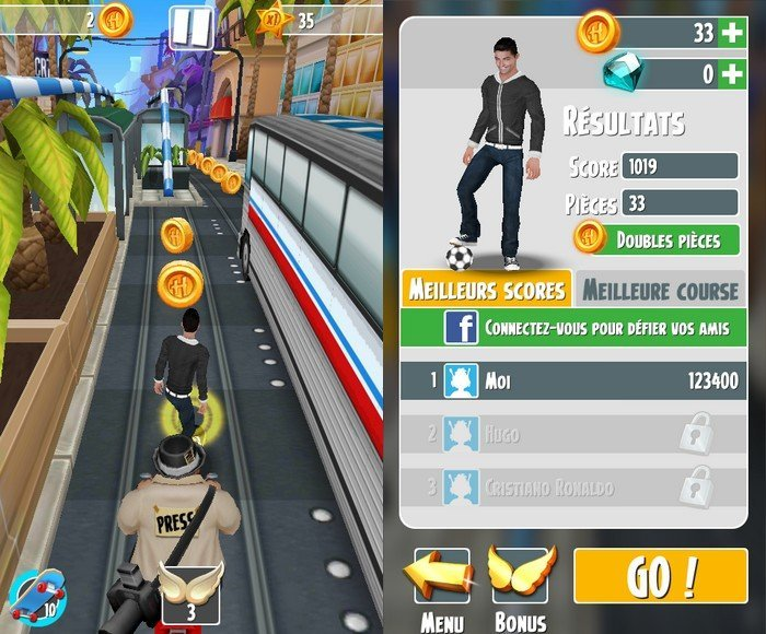 Ronaldo Hugo Superstar Skaters gameplay