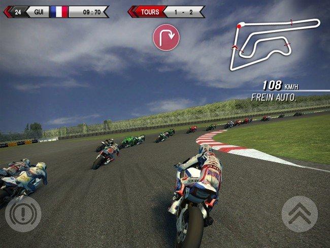 SBK15 Gameplay