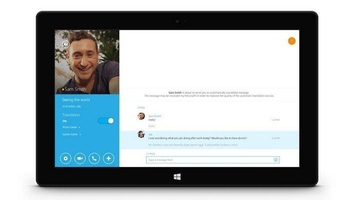 Nouveautés : Skype Translator en français et Skype for Web pour tous !