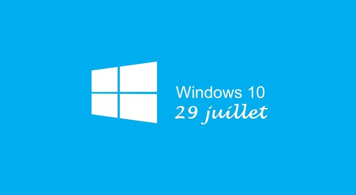 Windows 10 arrive le 29 juillet : comment faire la mise à jour ?