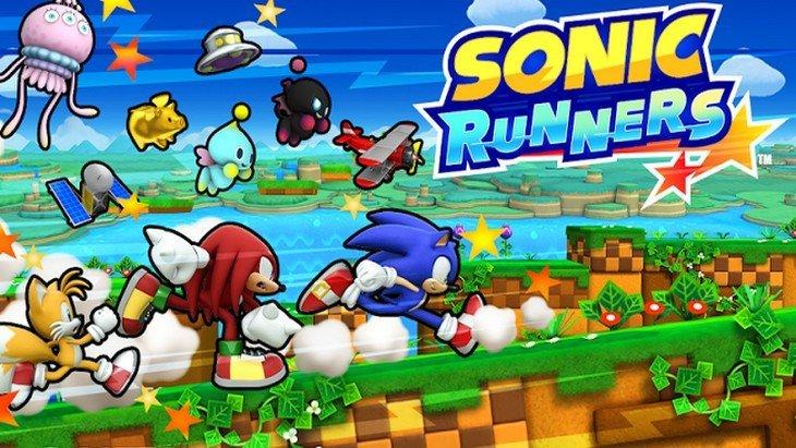 Sonic Runners (iOS / Android) : le dernier jeu Sega sur ton mobile