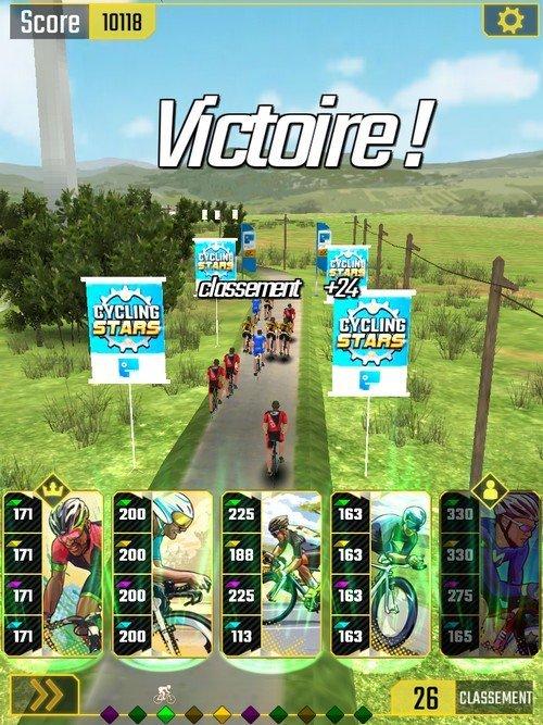 Cycling Stars - le Tour de France