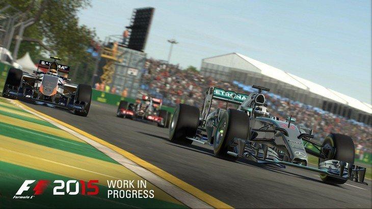 Formule 1 : le jeu F1 2015 arrive sur Xbox One, PS4 et PC le 10 juillet 2015