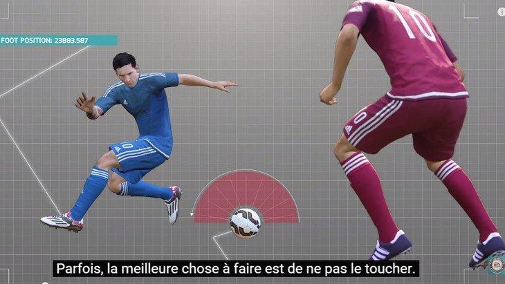 Lionel Messi explique ses dribles magiques dans FIFA 16 !