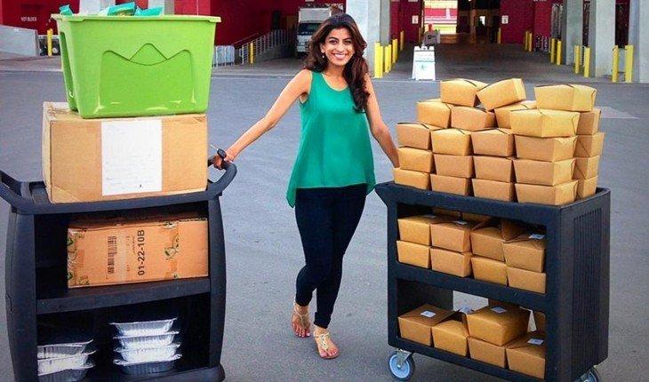Ces applis qui changent le monde : Feeding Forward, l'application pour aider les sans-abris