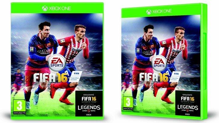 Antoine Griezmann sera la star française de FIFA 16